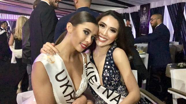 Tường Linh lọt top 18, Mexico đăng quang Hoa hậu Liên lục địa ảnh 6