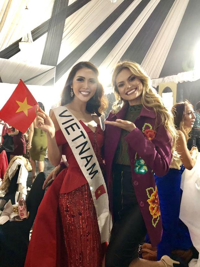 Tường Linh lọt top 18, Mexico đăng quang Hoa hậu Liên lục địa ảnh 5