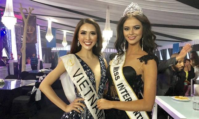 Tường Linh lọt top 18, Mexico đăng quang Hoa hậu Liên lục địa ảnh 3