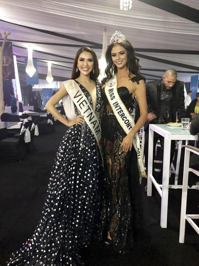 Tường Linh lọt top 18, Mexico đăng quang Hoa hậu Liên lục địa ảnh 4