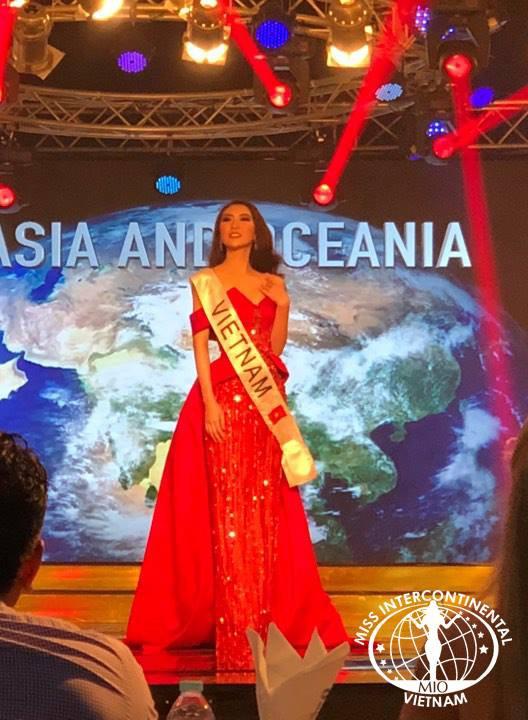 Tường Linh lọt top 18, Mexico đăng quang Hoa hậu Liên lục địa ảnh 1