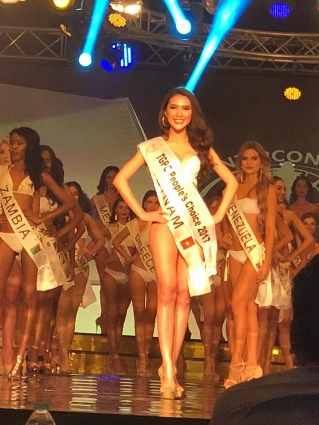 Tường Linh lọt top 18, Mexico đăng quang Hoa hậu Liên lục địa ảnh 2