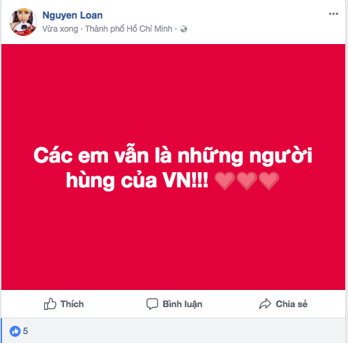 Dàn Hoa, Á hậu thốt lời yêu thương, tự hào về 'người hùng' U23 Việt Nam ảnh 7