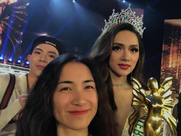 Fan cuồng nhất của Hương Giang idol khi đăng quang chính là Hoà Minzy ảnh 1