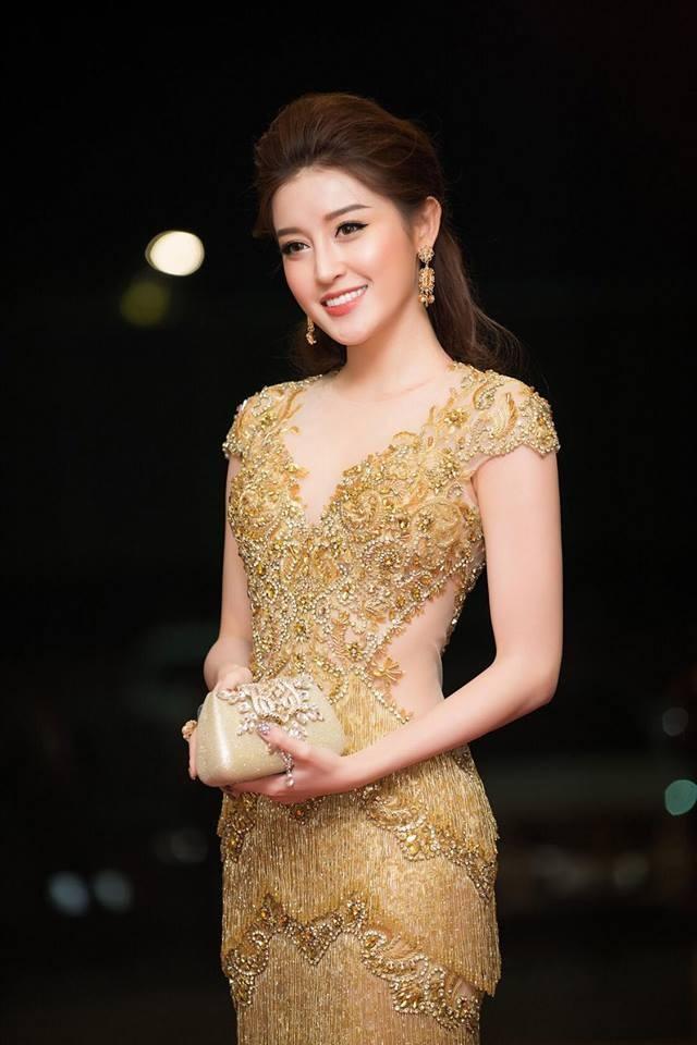 Á hậu Huyền My, Thanh Tú đọ nhan sắc 'nữ thần' trên thảm đỏ ảnh 5