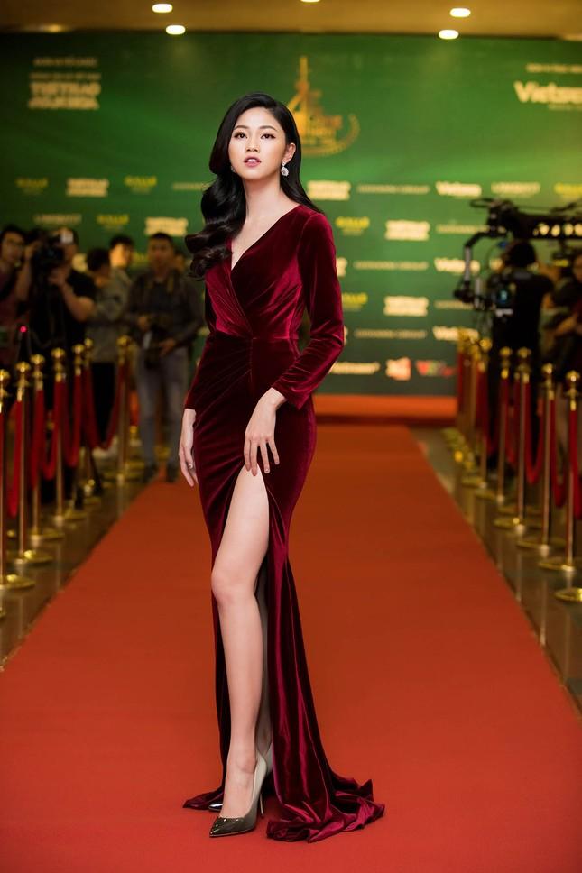 Á hậu Huyền My, Thanh Tú đọ nhan sắc 'nữ thần' trên thảm đỏ ảnh 8