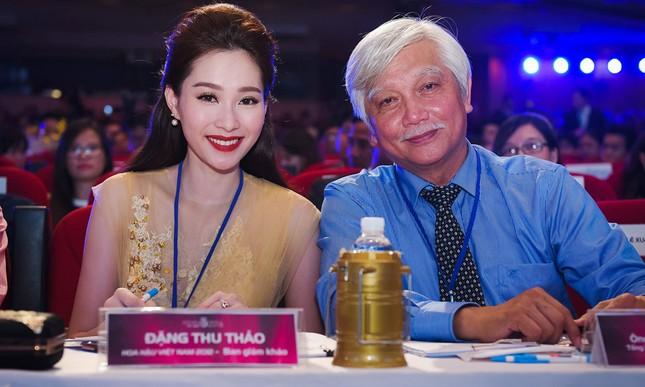 4 hoa hậu tài năng từng làm giám khảo Hoa hậu Việt Nam là ai? ảnh 7