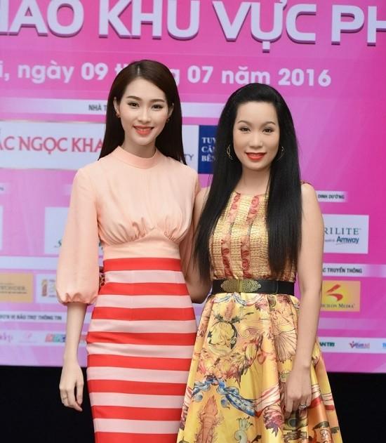 4 hoa hậu tài năng từng làm giám khảo Hoa hậu Việt Nam là ai? ảnh 11