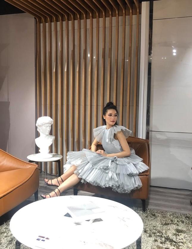 Hoa hậu Tiểu Vy gây sốt khi để mặt mộc đọ sắc bên Á hậu Phương Nga, Thuý An ảnh 7