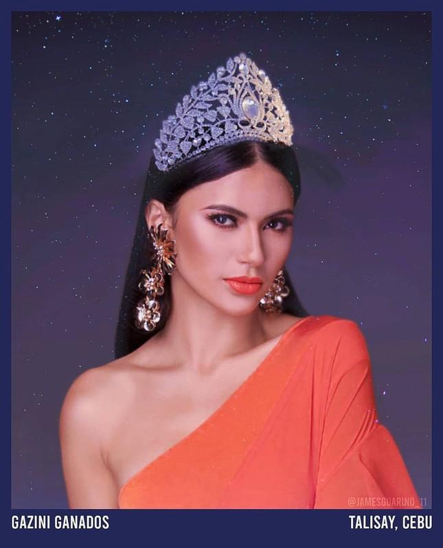 Ngắm nhan sắc nóng bỏng không tì vết của tân Hoa hậu Hoàn vũ Philippines ảnh 1