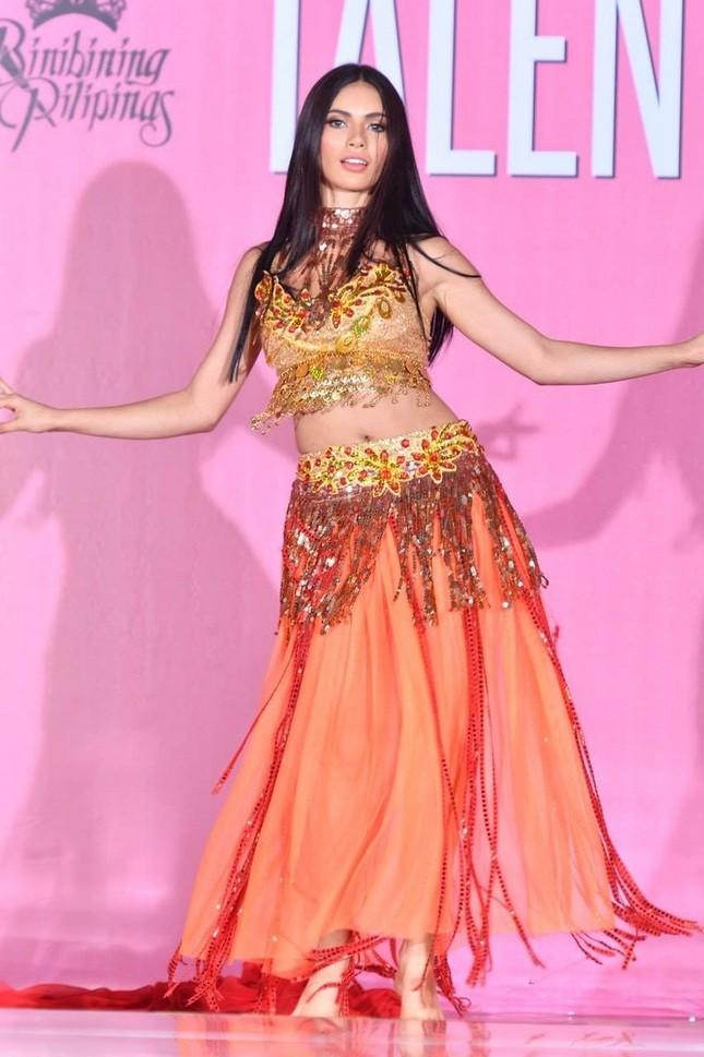 Ngắm nhan sắc nóng bỏng không tì vết của tân Hoa hậu Hoàn vũ Philippines ảnh 10
