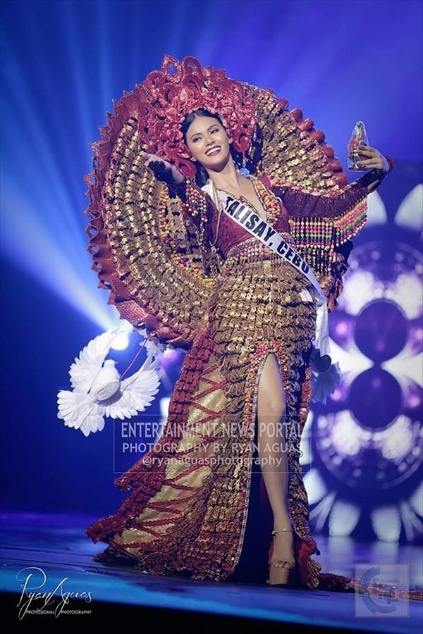 Lộ diện thêm dàn đối thủ quyến rũ, tài năng của Hoàng Thuỳ ở Miss Universe 2019 ảnh 3