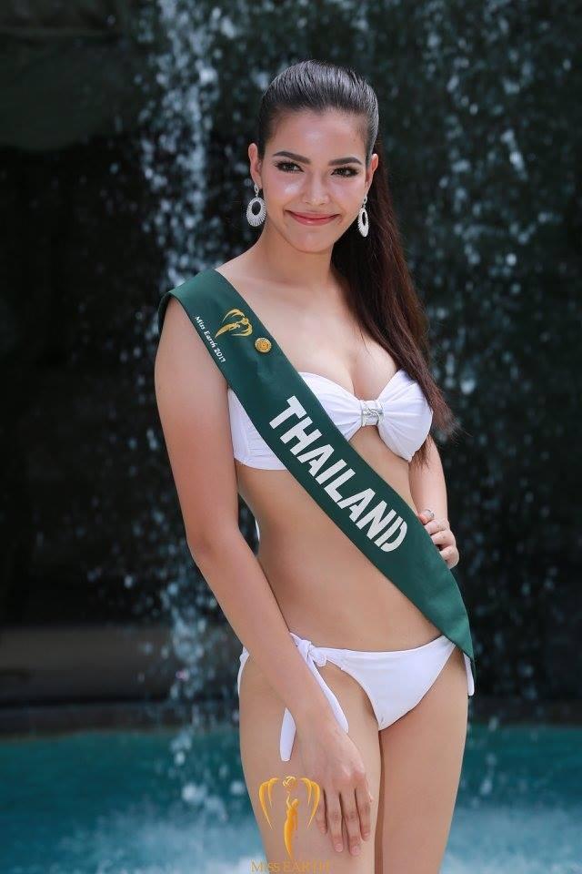Thân hình nóng 'bỏng mắt' của tân Hoa hậu Hoàn vũ Thái Lan ảnh 9