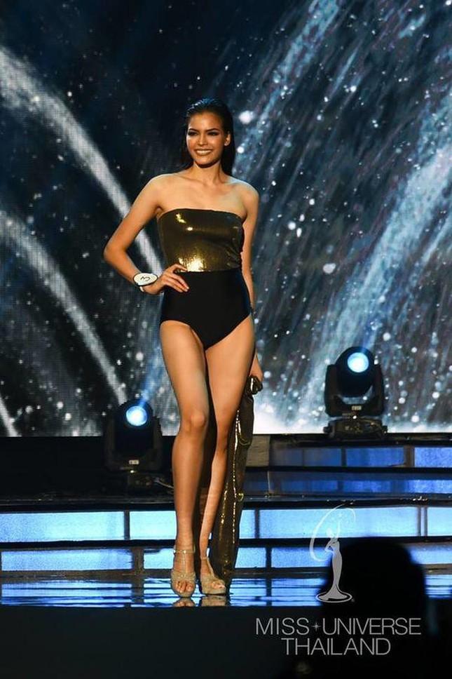 Thân hình nóng 'bỏng mắt' của tân Hoa hậu Hoàn vũ Thái Lan ảnh 4