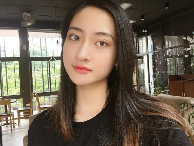 Mặt mộc xinh đẹp của Hoa hậu thế giới Vietnam Lương Thuỳ Linh ảnh 3