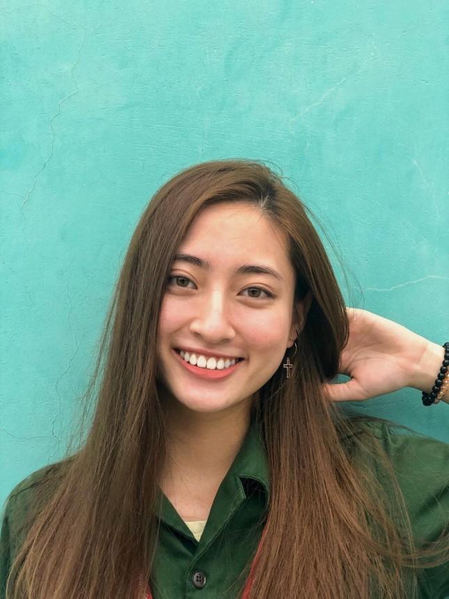 Mặt mộc xinh đẹp của Hoa hậu thế giới Vietnam Lương Thuỳ Linh ảnh 7