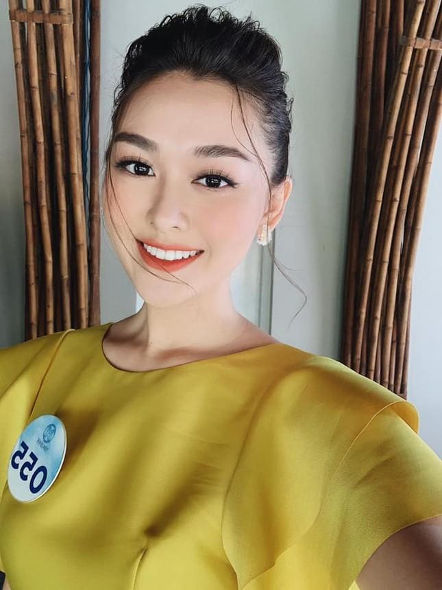 Gu thời trang sang chảnh 'vạn người mê' của Á hậu Miss World VN Nguyễn Tường San ảnh 2