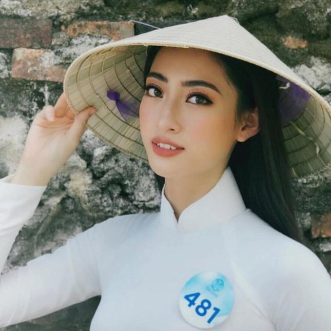 Mặt mộc xinh đẹp của Hoa hậu thế giới Vietnam Lương Thuỳ Linh ảnh 1