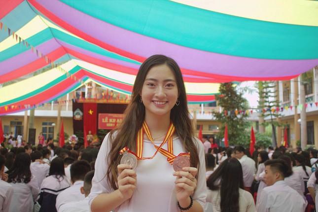 Những thành tích 'khủng' của tân Hoa hậu thế giới Việt Nam Lương Thuỳ Linh ảnh 2