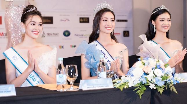 Hoa hậu thế giới Việt Nam Lương Thuỳ Linh tự tin trả lời về tin đồn mua giải ảnh 2