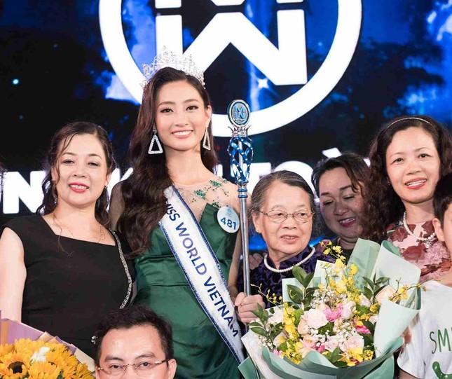 Hoa hậu thế giới Việt Nam Lương Thuỳ Linh tự tin trả lời về tin đồn mua giải ảnh 3