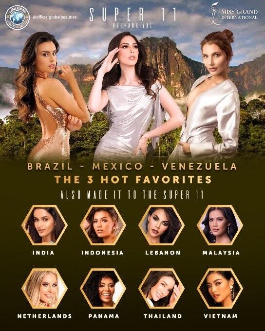 Á hậu Kiều Loan gây náo loạn sân bay khi sang Venezuela dự thi Miss Grand 2019 ảnh 13