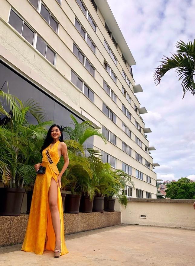 Á hậu Kiều Loan chễm chệ trên 21 bảng xếp hạng trước chung kết Miss Grand ảnh 4