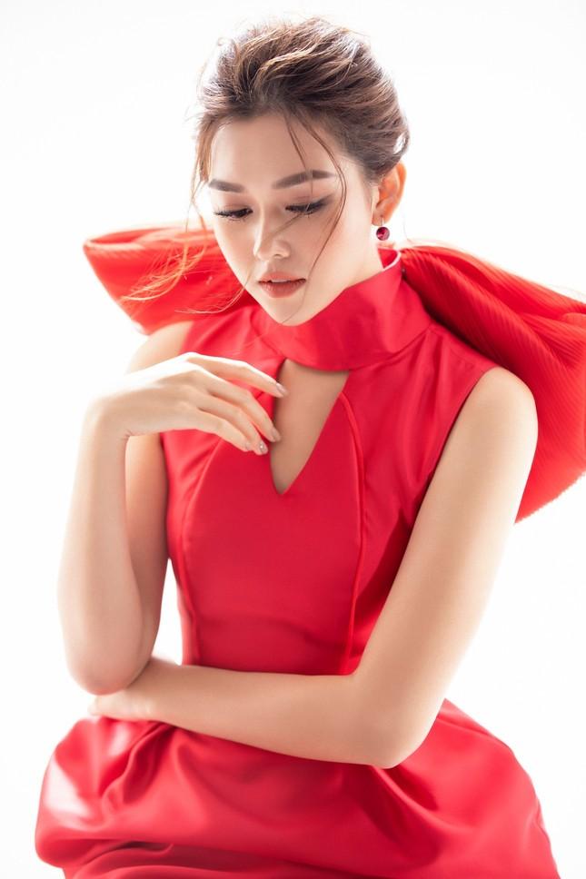 Á hậu Tường San diện kimono xinh đẹp, hoá mỹ nhân xứ Phù Tang ảnh 9