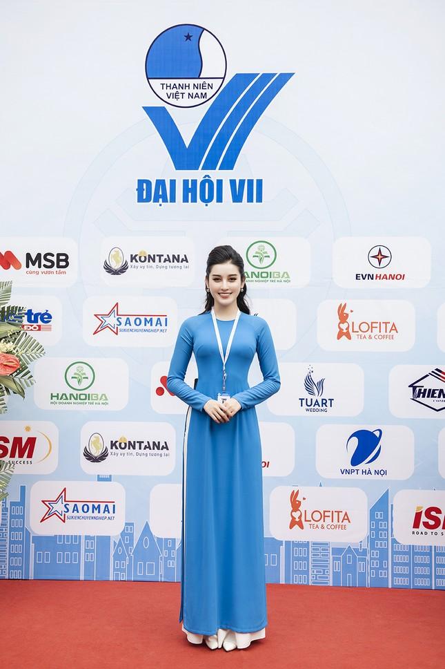 Á hậu Huyền My, Đình Trọng vào Ủy ban Hội LHTN Việt Nam thành phố Hà Nội ảnh 1