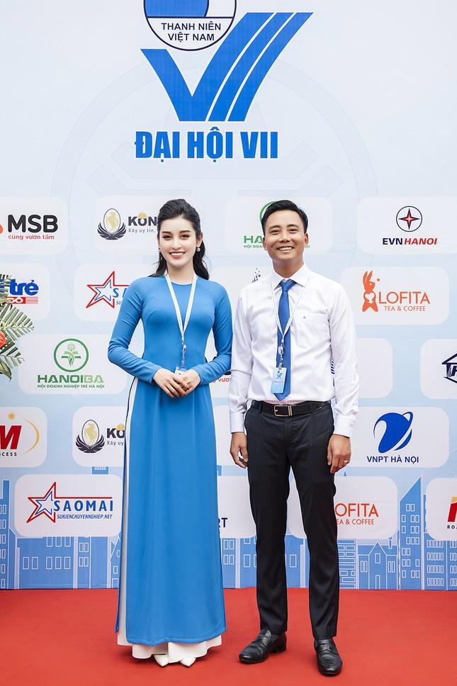 Á hậu Huyền My, Đình Trọng vào Ủy ban Hội LHTN Việt Nam thành phố Hà Nội ảnh 2