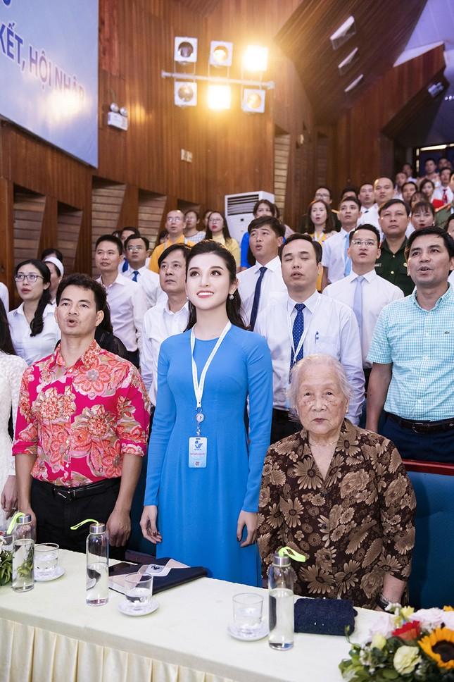 Á hậu Huyền My, Đình Trọng vào Ủy ban Hội LHTN Việt Nam thành phố Hà Nội ảnh 10