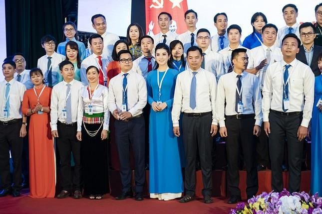 Á hậu Huyền My, Đình Trọng vào Ủy ban Hội LHTN Việt Nam thành phố Hà Nội ảnh 11