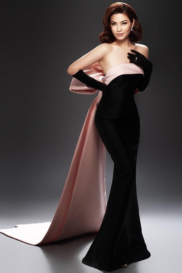 Á hậu Kiều Loan hé lộ trang phục dân tộc hoành tráng khiến fans 'phát sốt' ảnh 17