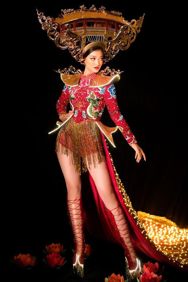 Kiều Loan lọt top 10 bình chọn áo tắm ở Miss Grand nhờ lượng vote 'khủng' ảnh 2