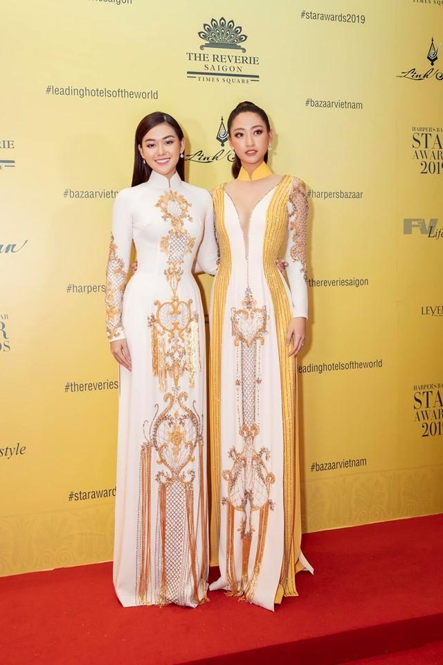Á hậu Kiều Loan hé lộ trang phục dân tộc hoành tráng khiến fans 'phát sốt' ảnh 11