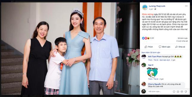 Á hậu Kiều Loan hé lộ trang phục dân tộc hoành tráng khiến fans 'phát sốt' ảnh 8