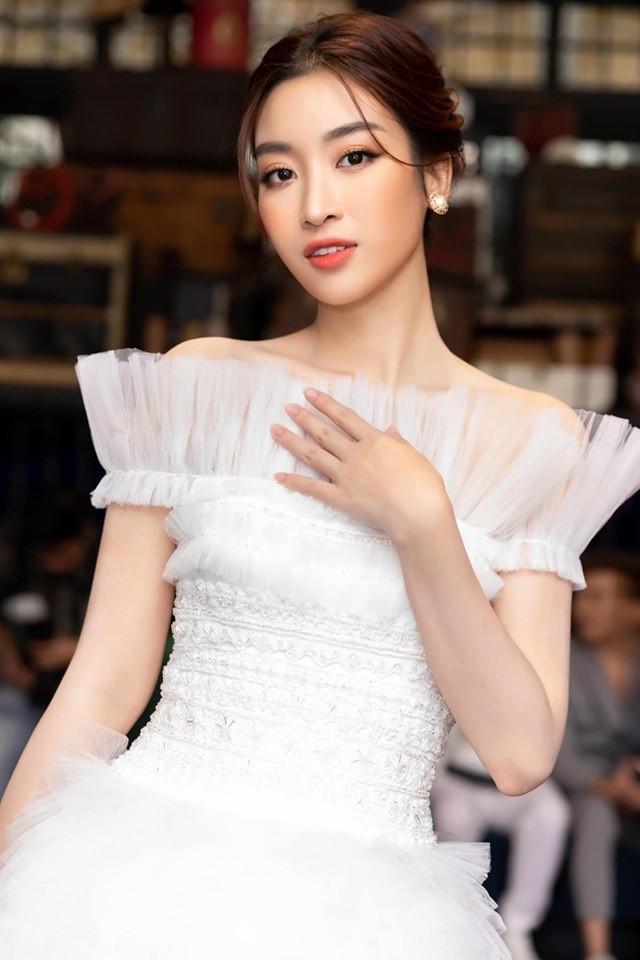 Tường San tự make-up đẹp tựa 'nữ thần' ở Hoa hậu quốc tế khiến fan thán phục ảnh 18