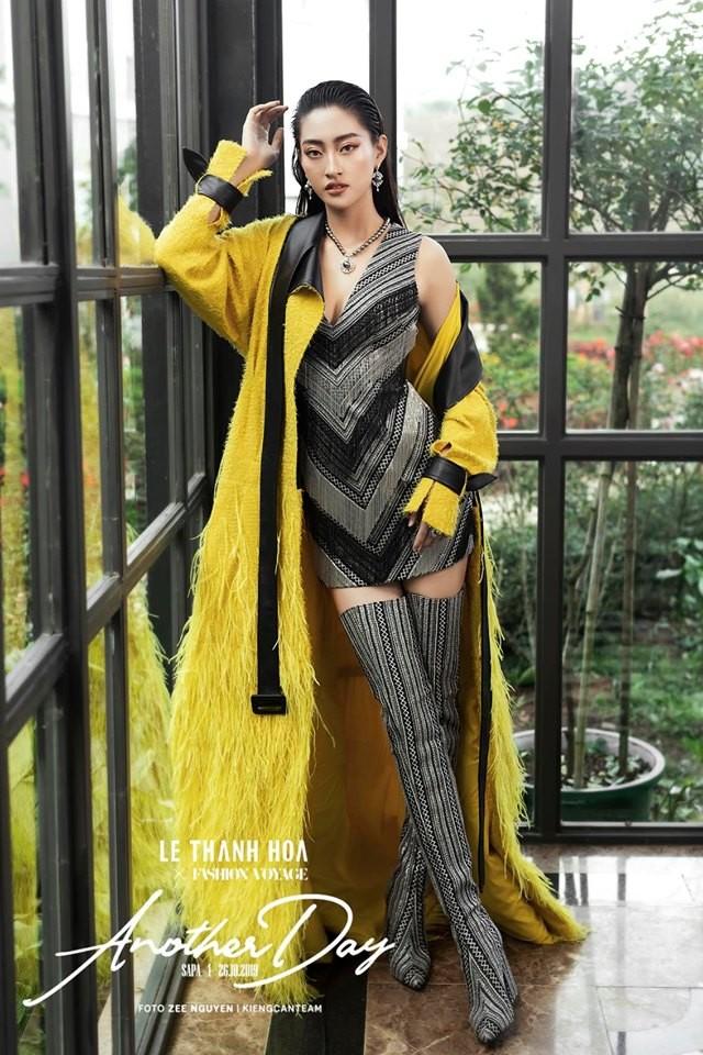 Tường San tự make-up đẹp tựa 'nữ thần' ở Hoa hậu quốc tế khiến fan thán phục ảnh 15