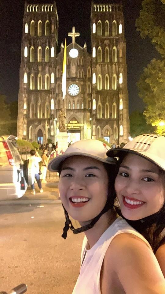 Tường San tự make-up đẹp tựa 'nữ thần' ở Hoa hậu quốc tế khiến fan thán phục ảnh 11