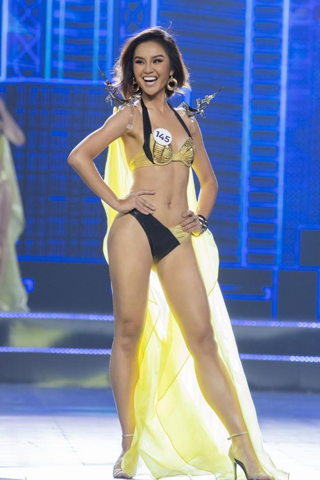 Top 15 Hoa hậu Hoàn vũ VN nóng bỏng diễn bikini với 'đôi cánh thiên thần' ảnh 6
