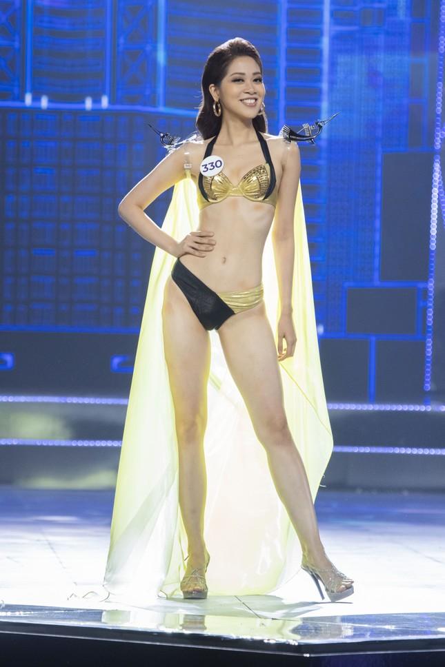 Top 15 Hoa hậu Hoàn vũ VN nóng bỏng diễn bikini với 'đôi cánh thiên thần' ảnh 15
