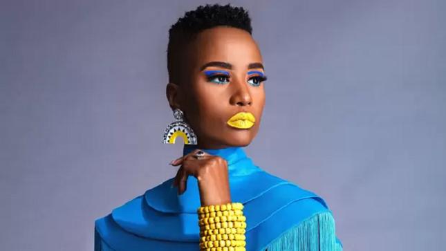 Nhan sắc nóng bỏng của mỹ nhân Nam Phi vừa đăng quang Hoa hậu Hoàn vũ 2019 ảnh 6