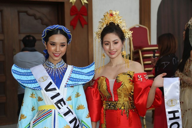 Á hậu Thuý An lần đầu chia sẻ sau đêm chung kết Hoa hậu Liên lục địa 2019 ảnh 6