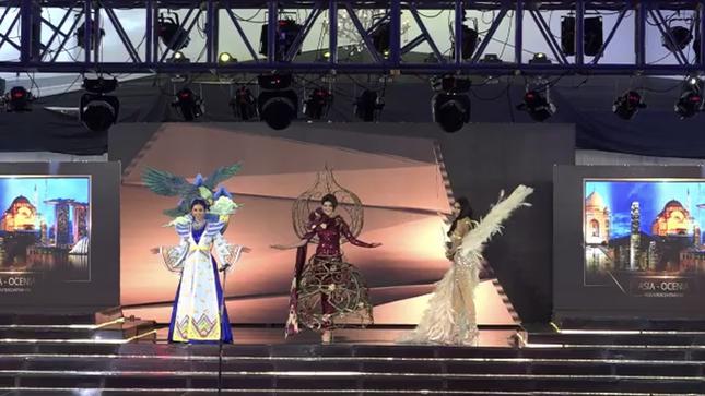 Á hậu Thuý An lần đầu chia sẻ sau đêm chung kết Hoa hậu Liên lục địa 2019 ảnh 4