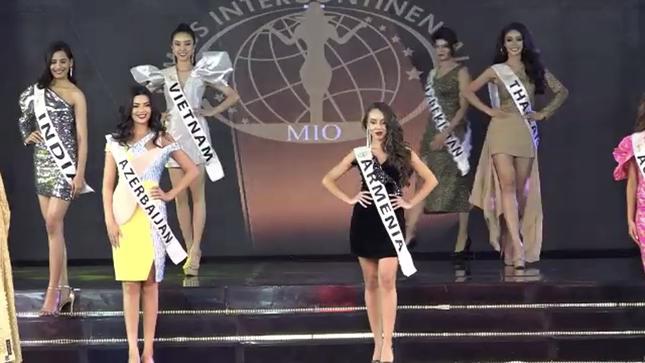 Á hậu Thuý An lần đầu chia sẻ sau đêm chung kết Hoa hậu Liên lục địa 2019 ảnh 5