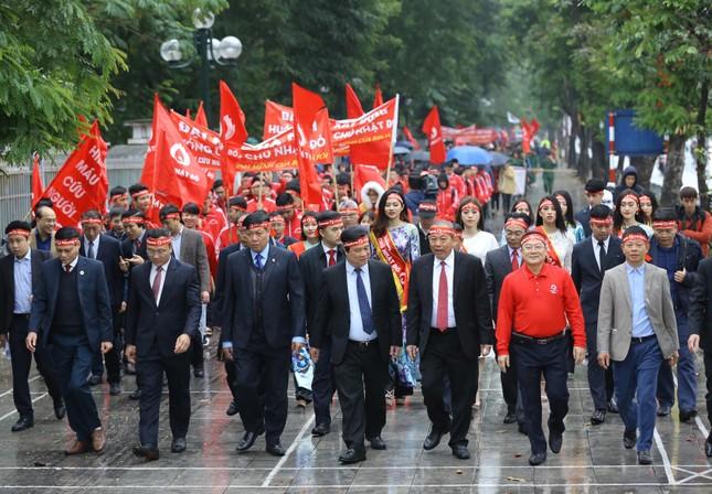 Toàn cảnh Lễ khai mạc ngày hội chính Chủ nhật Đỏ lần thứ XII - năm 2020 ảnh 3