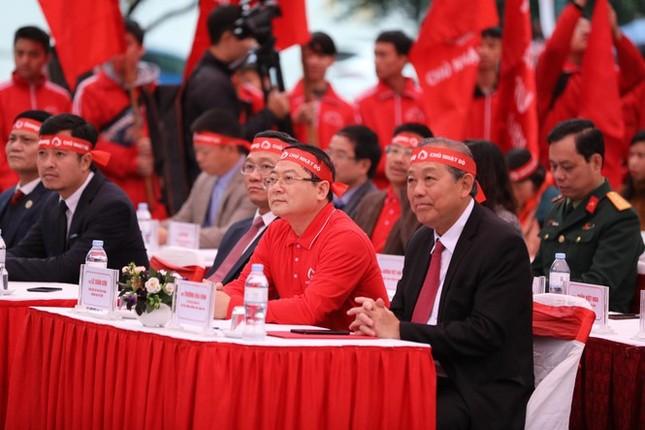 Toàn cảnh Lễ khai mạc ngày hội chính Chủ nhật Đỏ lần thứ XII - năm 2020 ảnh 6