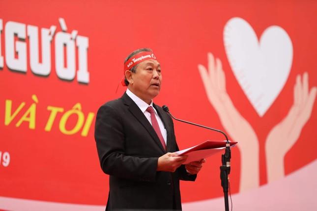 Toàn cảnh Lễ khai mạc ngày hội chính Chủ nhật Đỏ lần thứ XII - năm 2020 ảnh 10