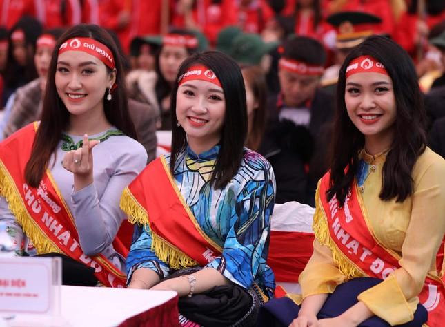 Toàn cảnh Lễ khai mạc ngày hội chính Chủ nhật Đỏ lần thứ XII - năm 2020 ảnh 8