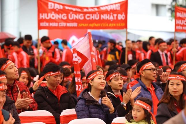 Toàn cảnh Lễ khai mạc ngày hội chính Chủ nhật Đỏ lần thứ XII - năm 2020 ảnh 19
